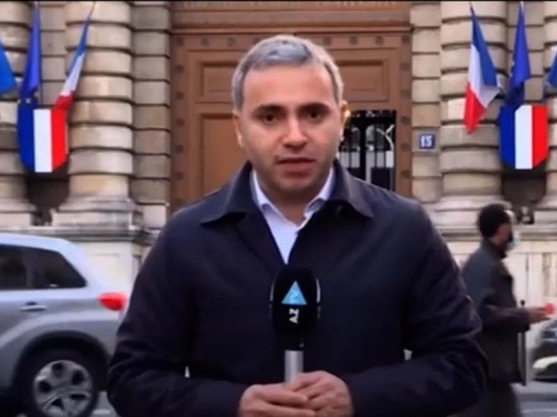 Корреспондент AZTV рассказал, как в Сенате Франции принималась антиазербайджанская резолюция – ВИДЕО