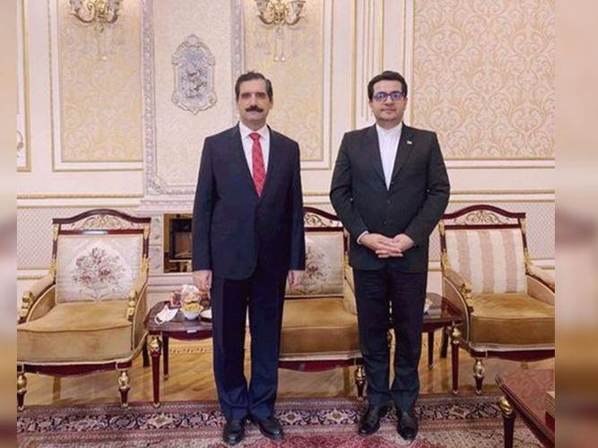 Послы Турции и Ирана в Азербайджане обсудили Нагорный Карабах