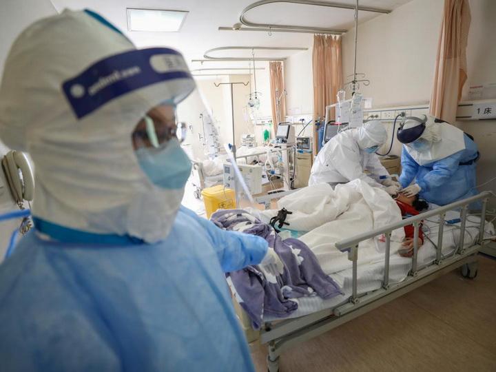 В Азербайджане число новых случаев инфицирования COVID-19 превысило 3700