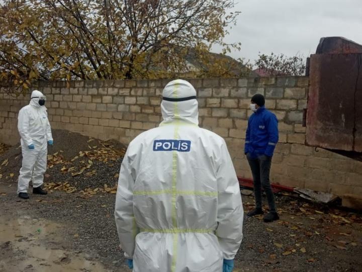 В Азербайджане в отношении коронавирусных пациентов возбуждены уголовные дела