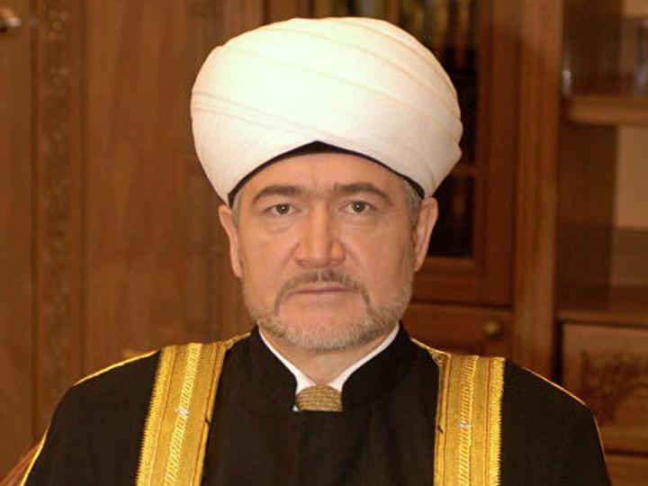 Равиль Гайнутдин направил письмо Президенту Ильхаму Алиеву