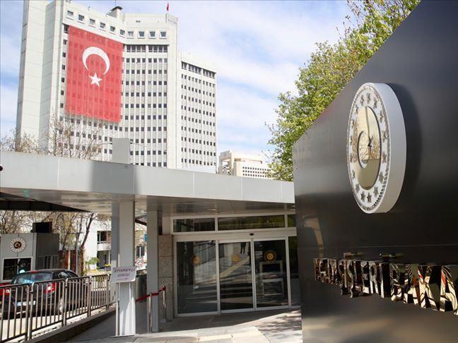 МИД Турции назвал резолюцию Сената Франции проявлением нелепого и оторванного от фактов понимания ситуации