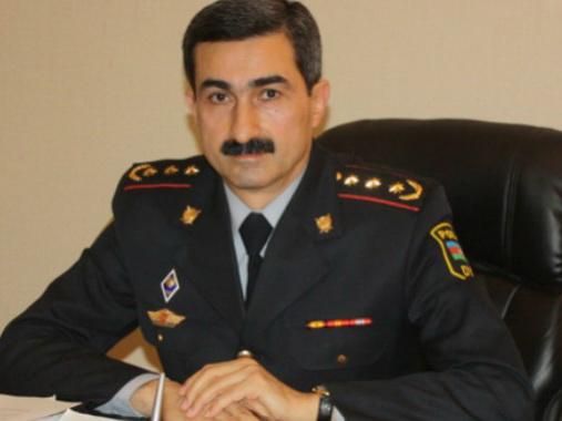 Полковник Кямран Алиев пошел на повышение: У Дорожной полиции новый speaker