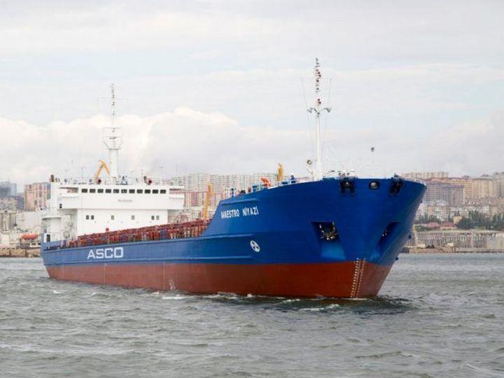 """""""Maestro Niyazi"""" quru yük gəmisi təmirdən sonra istismara qaytarılıb"""