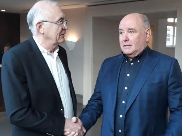 Карасин и Абашидзе отметили важность трехстороннего заявления по Карабаху