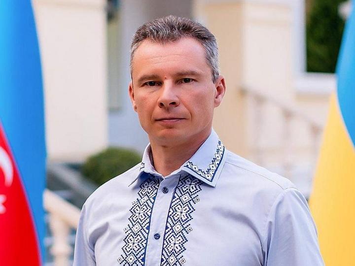 Посол Владислав Каневский. Свеча памяти - ФОТО