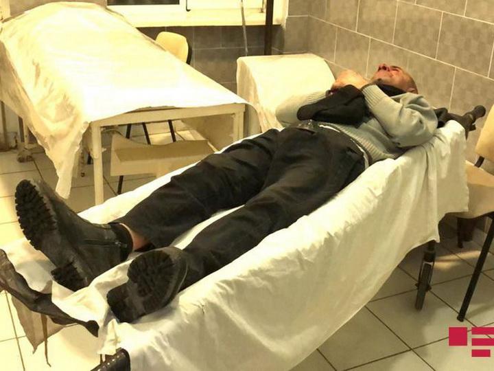 Брат народного артиста Азербайджана пытался покончить с собой, бросившись под автомобиль - ФОТО