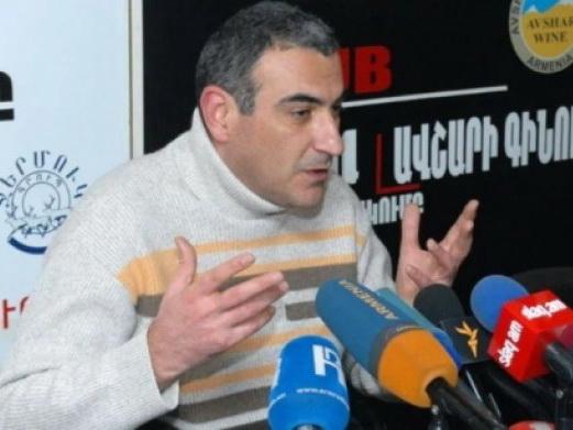 Айк Геворгян: В продаже армянских товаров в Азербайджане нет ничего плохого
