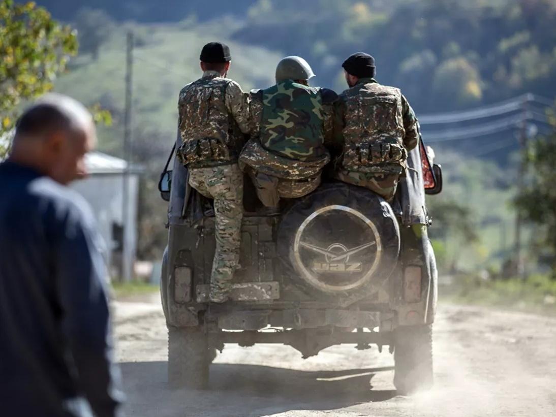 «Они шли как зомби»: армянские солдаты вспоминают армию Азербайджана как страшный сон