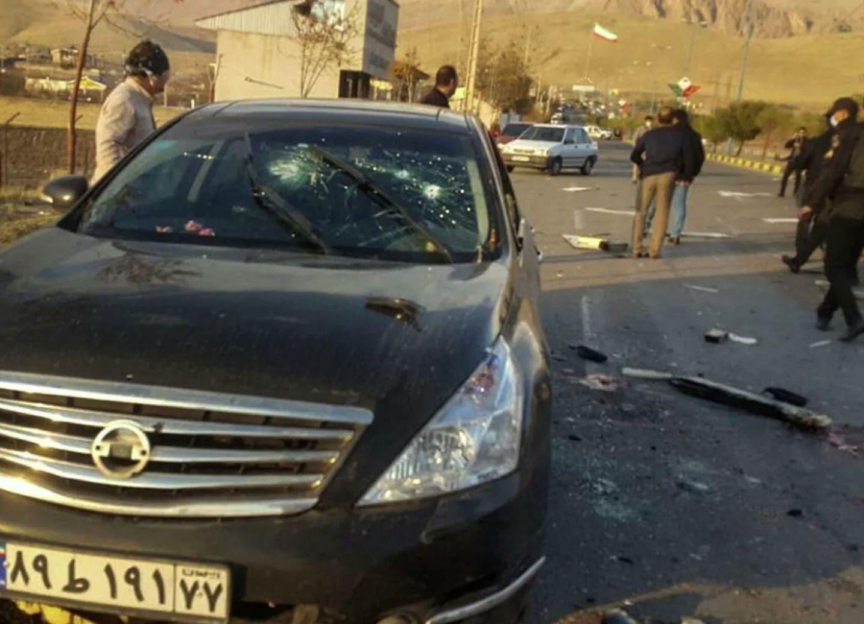 Тегеран призвал Совбез ООН осудить убийство иранского физика-ядерщика