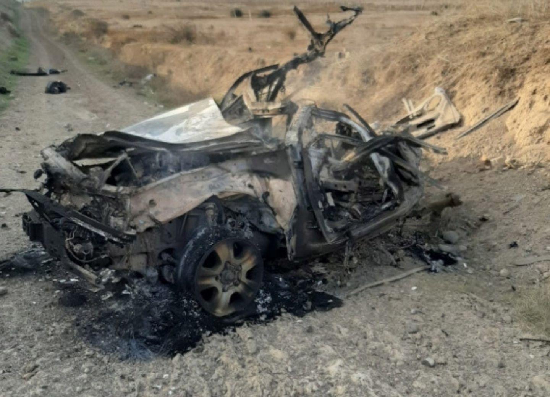 ANAMA: Тела граждан, подорвавшихся на минах, переданы по назначению