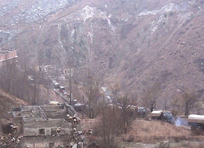 Видеокадры из освобожденных от оккупации сел Кяльбаджарского района - ФОТО - ВИДЕО