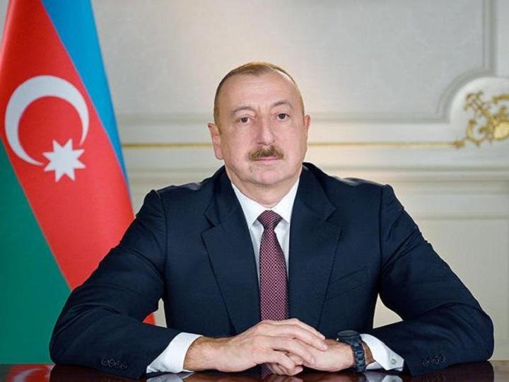 İraq Parlamentinin Baş katibi Prezident İlham Əliyevə təbrik məktubu göndərib
