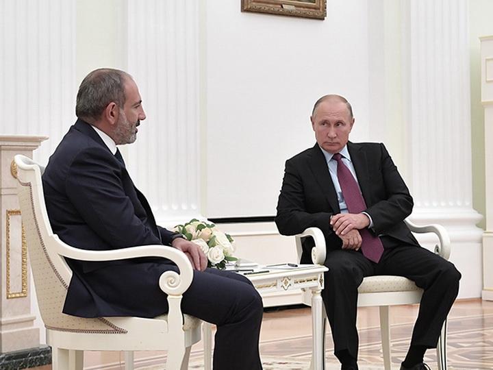 Все усилия Армении по организации двусторонней встречи Пашиняна с Путиным провалились