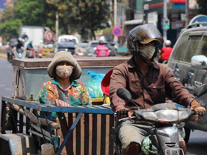 В Камбодже выявили первые случаи заражения коронавирусом на территории страны