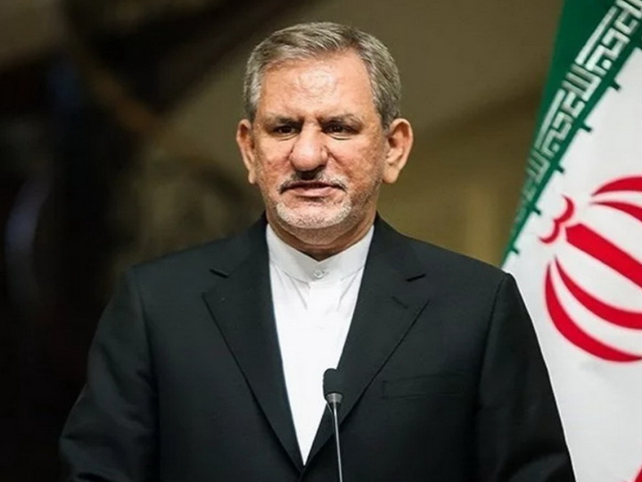 Вице-президент: Иран готов участвовать в восстановлении Карабаха