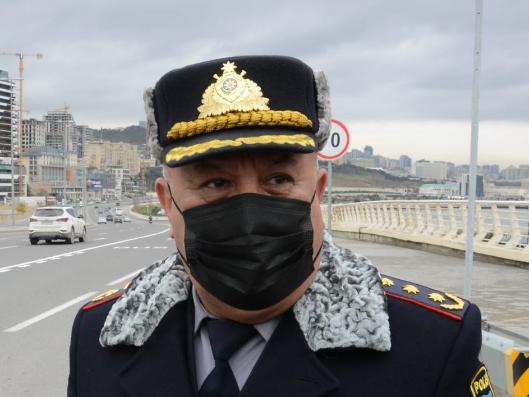 Вагиф Асадов: «Водители автомобилей, въезжающих на спецполосы без разрешения, будут штрафоваться»