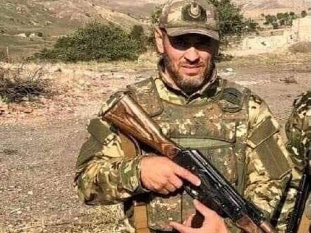 Президент «Габалы» вернулся с войны за освобождение Карабаха