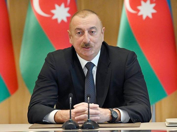 """""""Azərbaycan öz ayrılmaz hissəsi olan Naxçıvanla birləşir, Azərbaycan Türkiyə ilə birləşir"""" - Prezident"""
