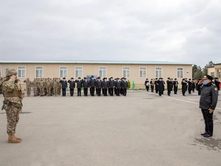 Проявившие высокий профессионализм в Отечественной войне морские пехотинцы вернулись в свою часть - ФОТО