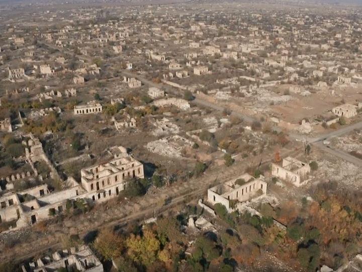 Euronews показал сюжет об освобожденном от армянской оккупации Агдамском районе Азербайджана - ВИДЕО