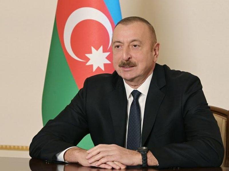Azərbaycan Prezidenti: Çalışacağıq ki, keçmiş məcburi köçkünləri işğaldan azad edilmiş rayonlarımıza qısa müddət ərzində qaytaraq