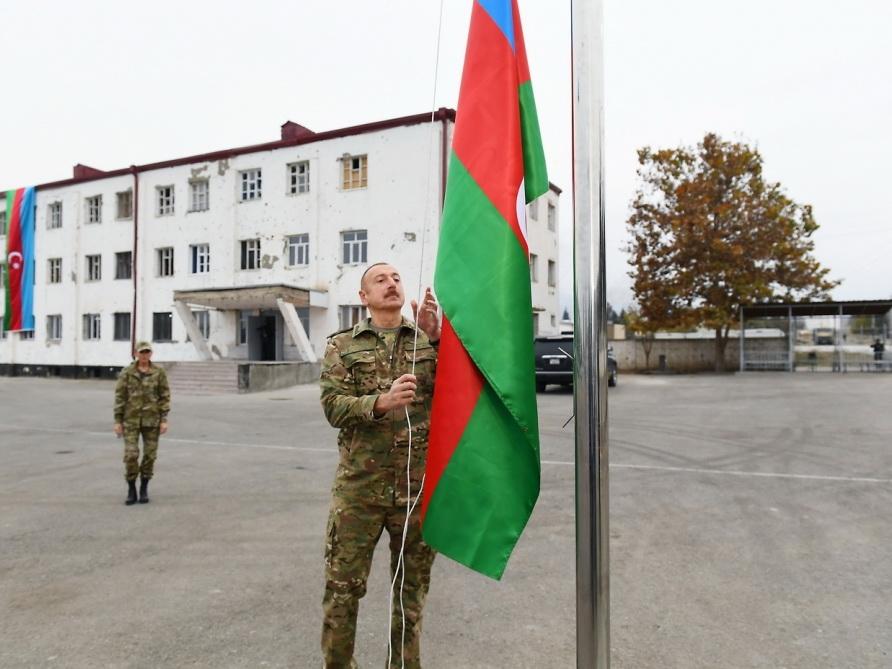 Ильхам Алиев подписал Распоряжение об учреждении Дня Победы