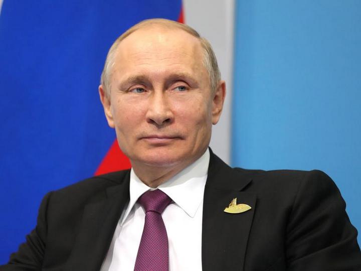 Putin Qarabağla bağlı bəyanatın icrasından danışdı