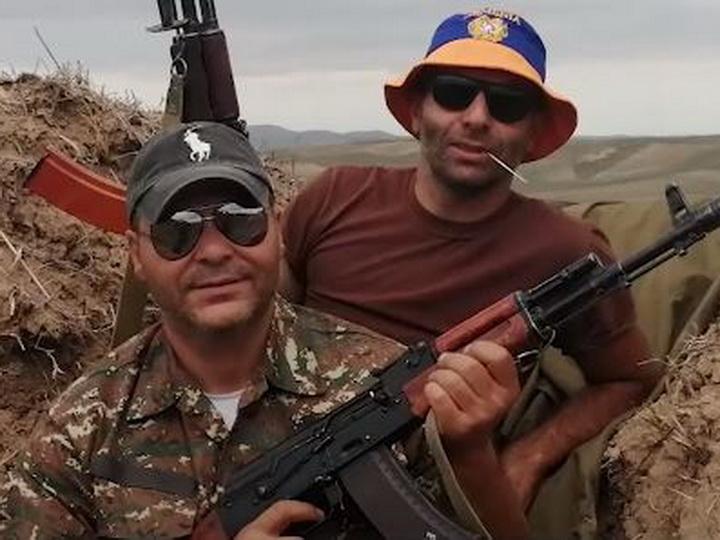 СГБ привлекла к ответственности воевавшего в Карабахе ливанского террориста-наемника – ВИДЕО