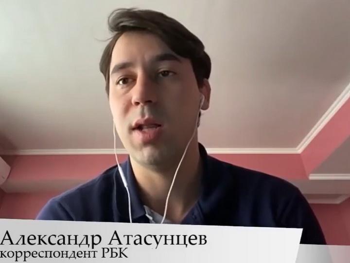 Журналист РБК - о Ханкенди: У всех есть граната, автомат или другое огнестрельное оружие - ВИДЕО