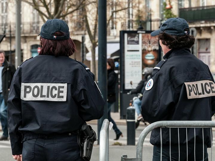 Неизвестные осквернили мечеть под Парижем