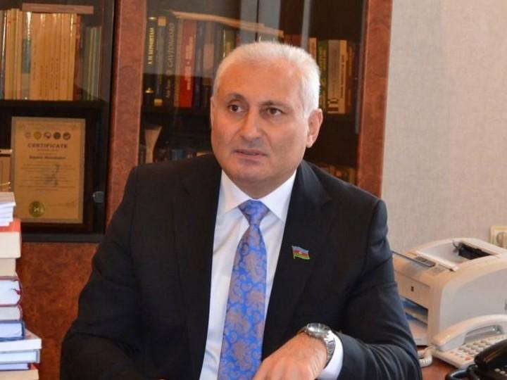 """Hikmət Babaoğlu: """"Laçınının işğaldan azad edilməsilə Azərbaycanın ən yeni siyasi tarixinin daha bir mərhələsi arxada qaldı"""""""