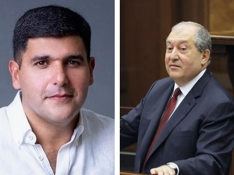 Фархад Мамедов: «Саркисян предлагает провести аудит… Но аудит нужен в первую очередь в головах населения Армении!»