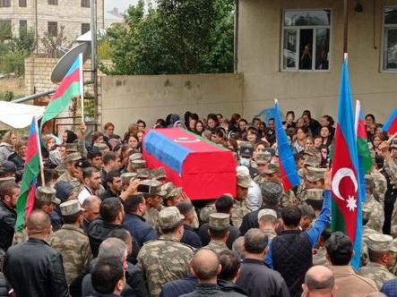Минобороны озвучило потери Вооруженных сил Азербайджана в Отечественной войне