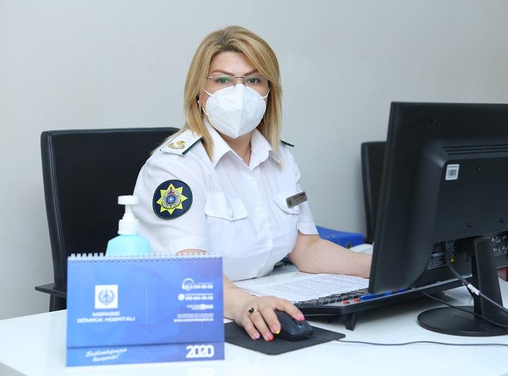 """Dr.Gülşən İmanova: """"Əsas məsələ insanların sağlamlığıdır, onların həyatıdır"""""""