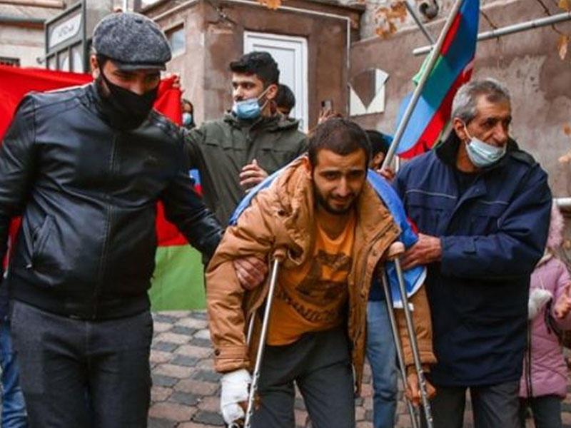 Qazimizin qarşılandığı anın görüntüsü həftənin FOTOsu seçildi