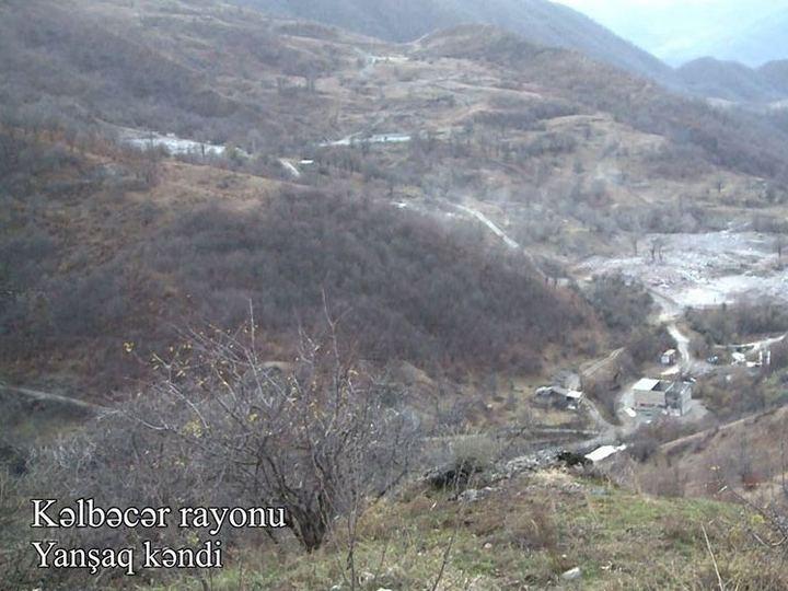 Kəlbəcər rayonunun Yanşaq kəndi - VİDEO