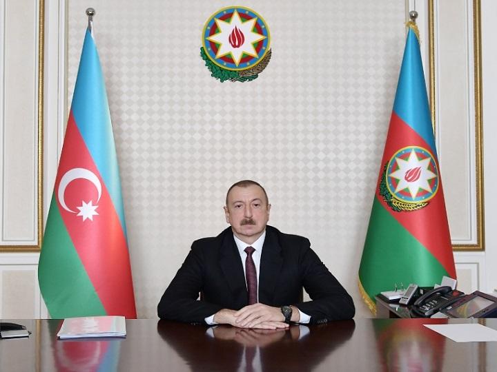 İlham Əliyev BMT Baş Assambleyasının COVID-19 ilə mübarizəyə həsr edilmiş xüsusi sessiyasında çıxış edib