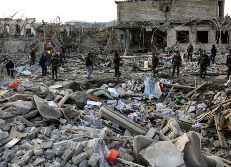 Мирным жителям, погибшим в результате армянского террора в ходе Отечественной войны, предоставлен статус шехида
