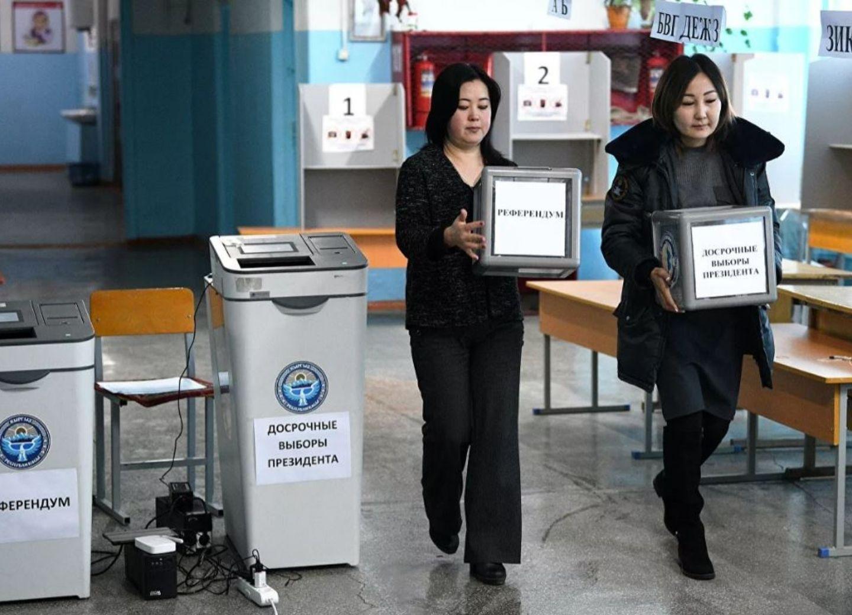 Глава ЦИК Кыргызстана назвал итоги выборов президента полностью достоверными - ОБНОВЛЕНО