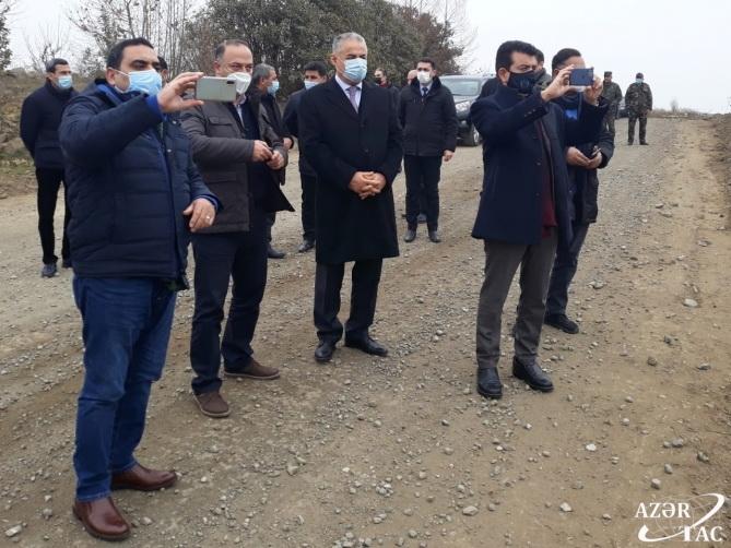 Стартовал визит делегации ICESCO на освобожденные от оккупации территории Азербайджана – ФОТО