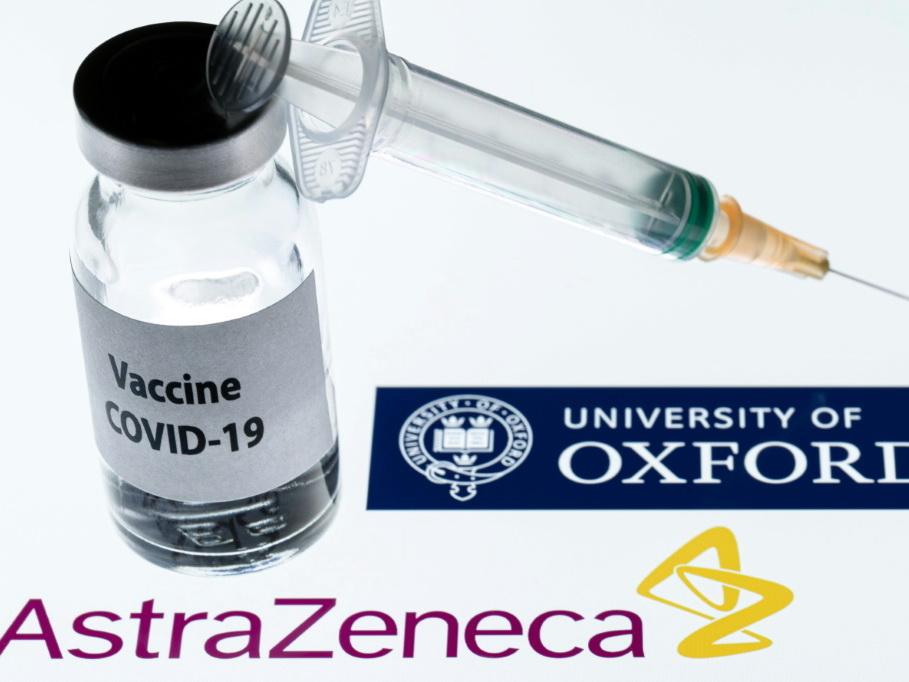 Европейский регулятор получил заявку на регистрацию вакцины AstraZeneca