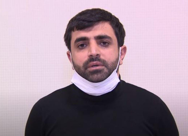 В Баку задержан мужчина, продававший доллары по завышенному курсу – ВИДЕО