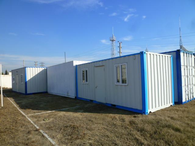 МЧС России направило в Азербайджан мобильные контейнеры для работы в полевых условиях – ФОТО – ВИДЕО