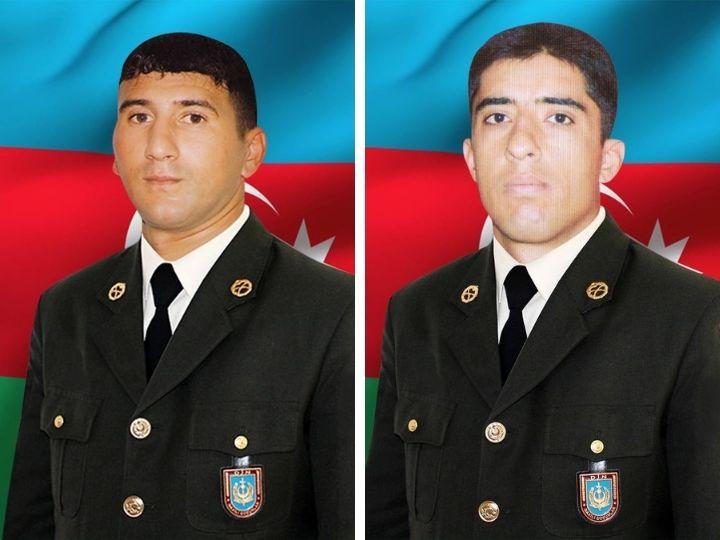 Два сержанта Внутренних войск МВД стали шехидами, освобождая Джебраил и Шушу – ФОТО