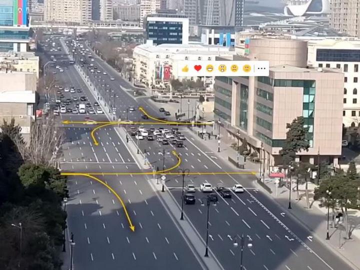 В Баку создан новый транспортный коридор из «Белого города» в Центральный парк – ФОТО – ВИДЕО