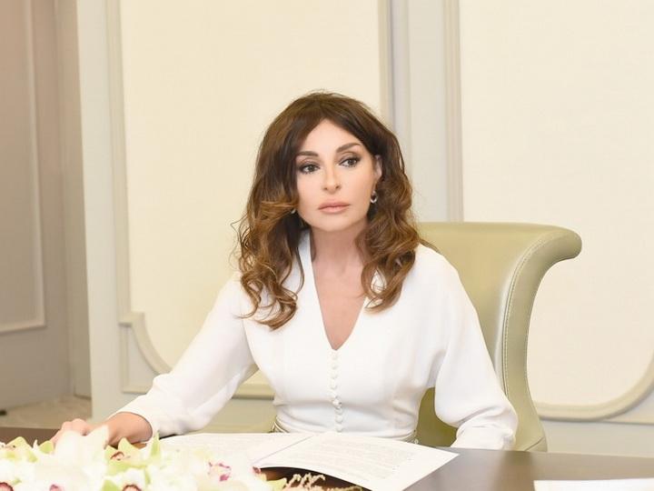 Mehriban Əliyeva Zəfər muzeyinin məzmununun hazırlanması ilə bağlı tapşırıq verib