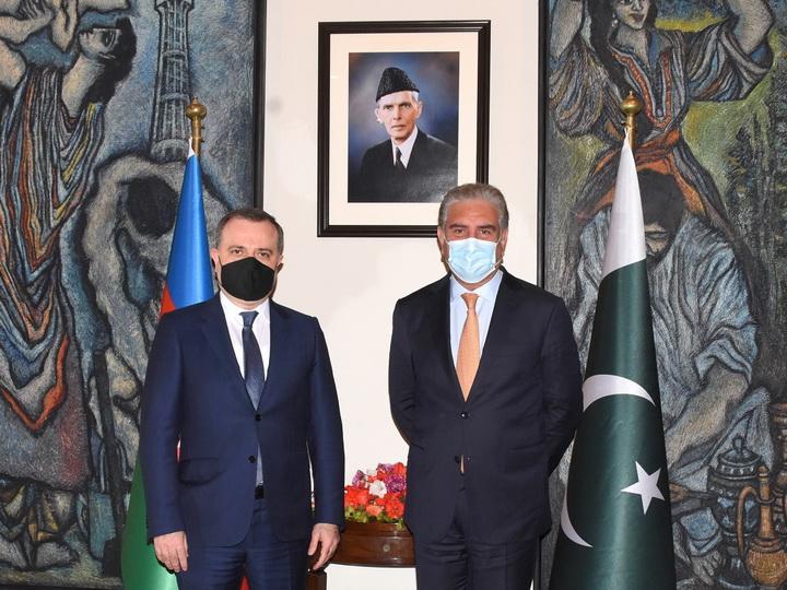 Глава МИД Пакистана о поддержке справедливой позиции Азербайджана – ФОТО