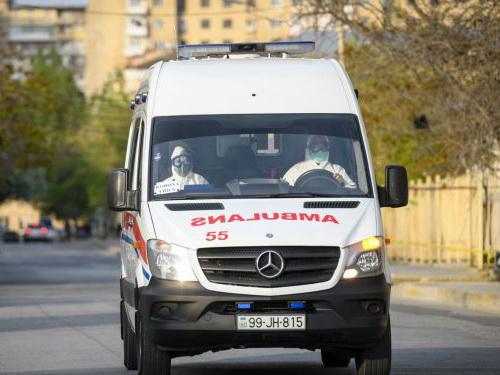 Как часто и по каким поводам жители Баку обращаются в службу «103»?