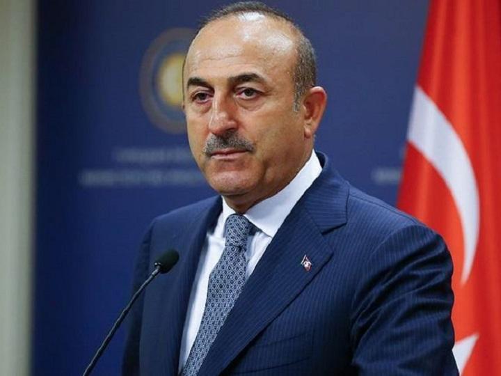 """Çavuşoğlu: """"ATƏT-in Minsk Qrupu Dağlıq Qarabağla bağlı yenə də rol oynaya bilər"""""""